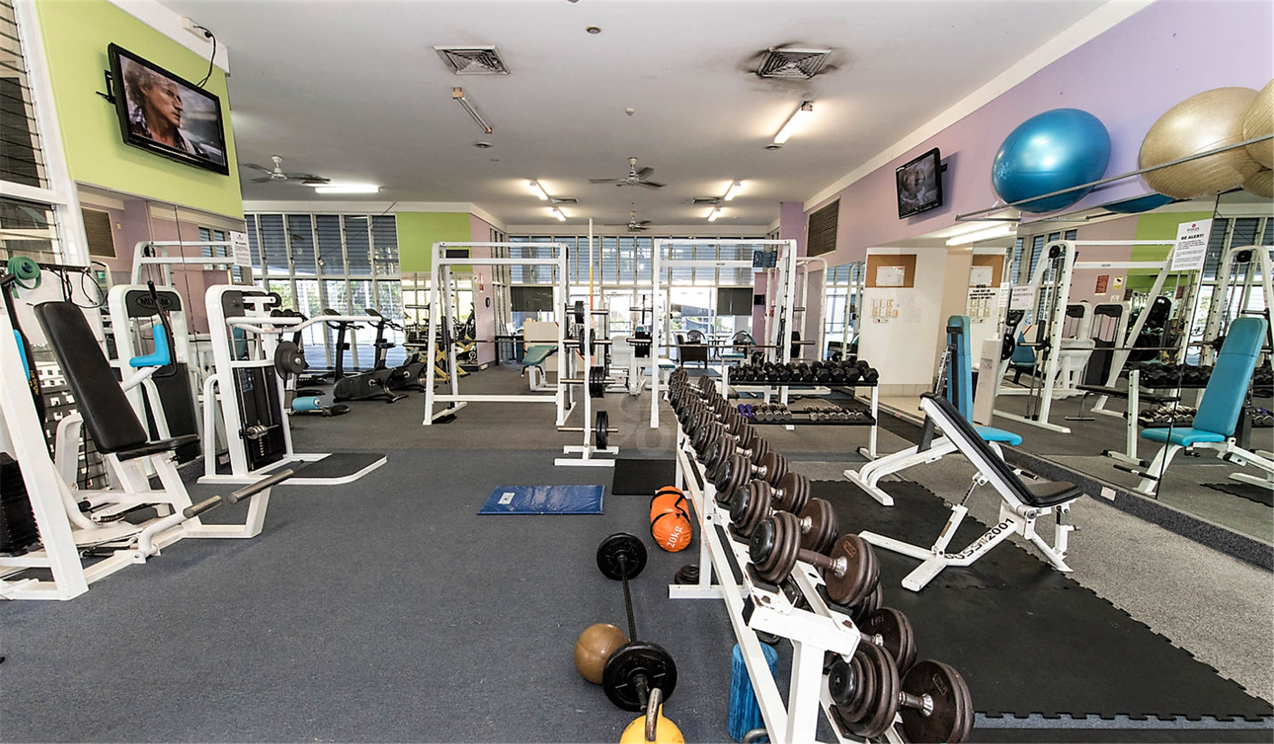 Rydges Esplanade Resort Gym